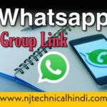 100% working whatsapp group link - Join best whatsapp group